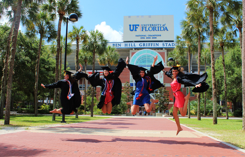 Post baccalaureate program department of speech - University of florida office of admissions ...