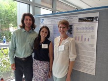 Graduate Student Michelle Valenti Receives PHHP Research Day Award