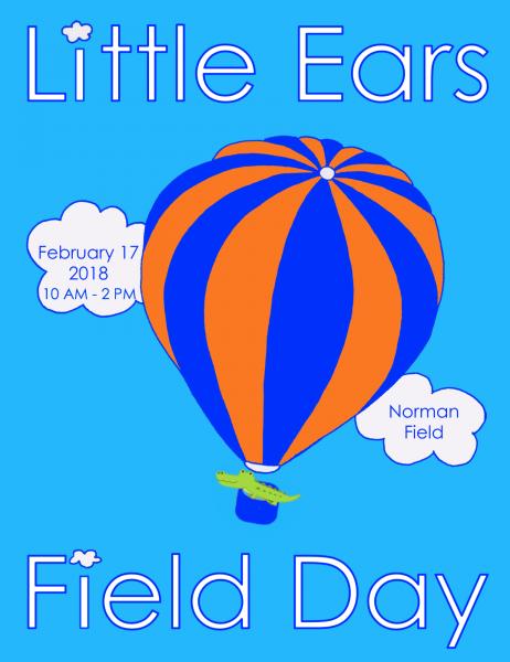 Little Ears Field Day – 2.17.18